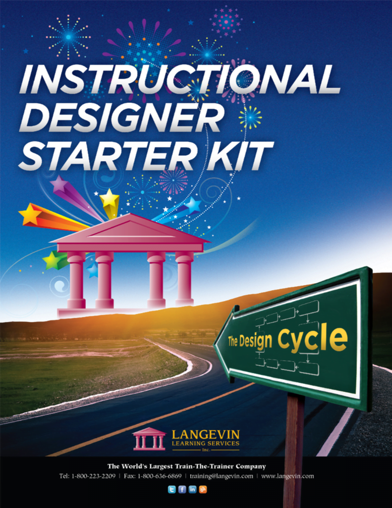 Instructional designer starter kit - PDF