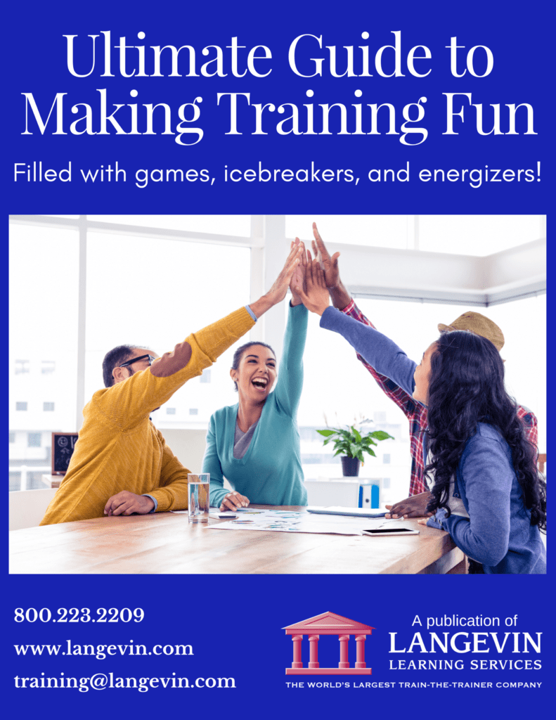 Ultimate Guide to Making Training Fun - PDF